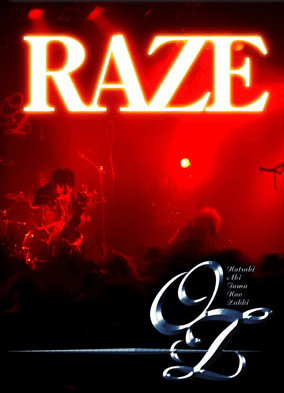 -OZ- - RAZE 2nd Press