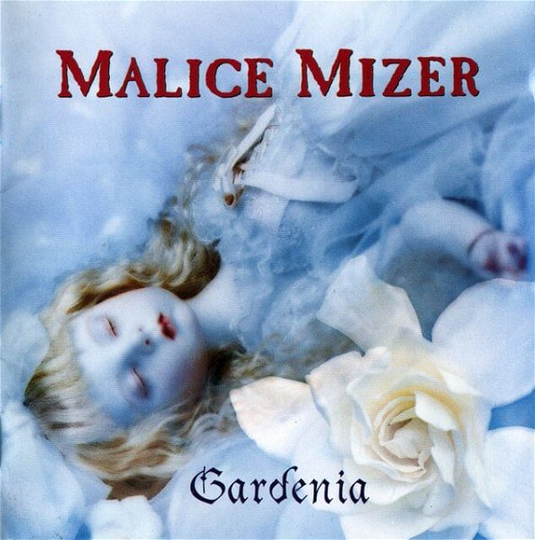 MALICE MIZER - Gardenia Regular Edition