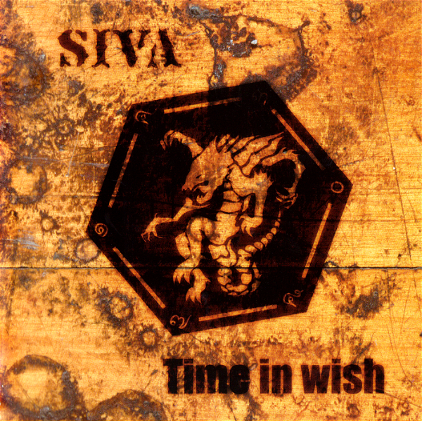 SIVA - Time in wish Nihonban