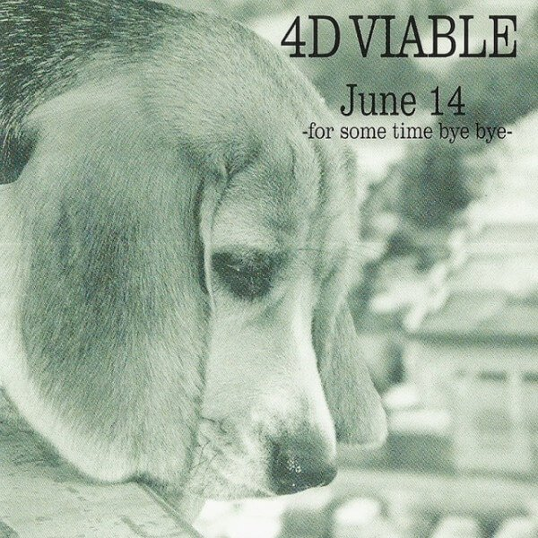 4D VIABLE - June 14 -For Some Time Bye Bye-