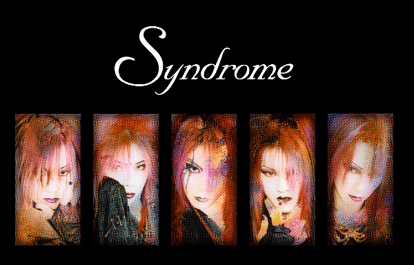 Syndrome - 「SEXUAL」