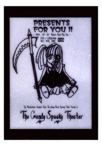 The Candy Spooky Theater - PRESENTS FOR YOU !!