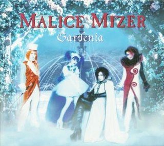 MALICE MIZER - Gardenia First Press Edition
