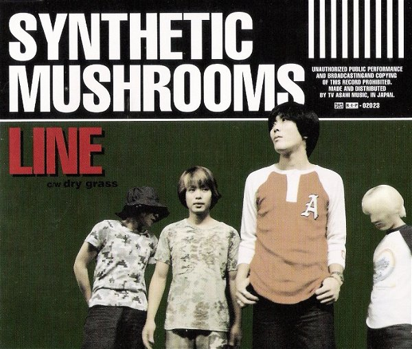 SYNTHETIC MUSHROOMS - LINE