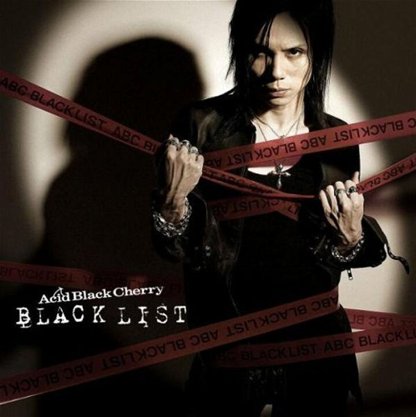 Acid Black Cherry - BLACK LIST Shokai Genteiban Type A