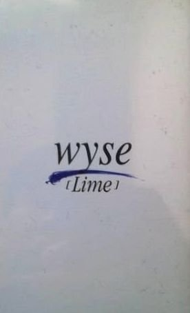 wyse - Lime 2nd Press