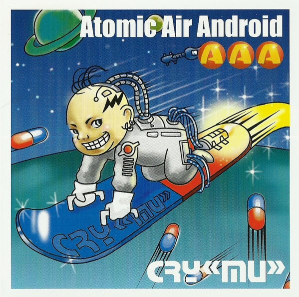 CRY≪MU≫ - Atomic Air Android