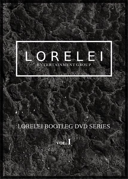 MIRAGE - LORELEI BOOTLEG DVD SERIES VOL:1 MIRAGE 「THE END OF EPISODE 「DELETE」 -2000.1.16 OSAKA HEAT BEAT-」 2nd PRESS