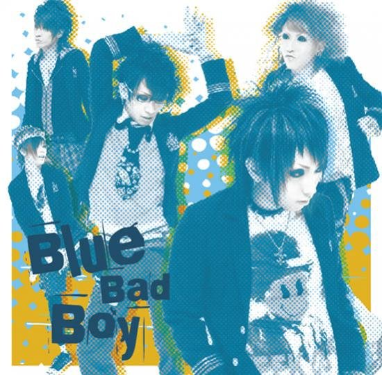 Hana Shounen BADDIES - Blue Bad Boy TYPE-A